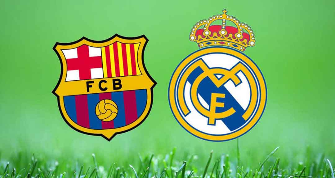 Featured image for Barcelona vs Real Madrid predictions