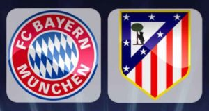 Featured image for Bayern Munich vs Atletico Madrid predictions