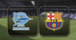 Featured image for Deportivo Alavés vs Barcelona predictions