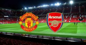Featured image for Manchester United vs Arsenal predictions