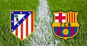Featured image for Atletico Madrid vs Barcelona predictions