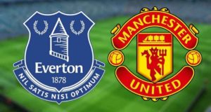 Featured image for Everton vs Manchester United predictions