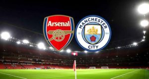 Featured image for Arsenal vs Manchester City predictions