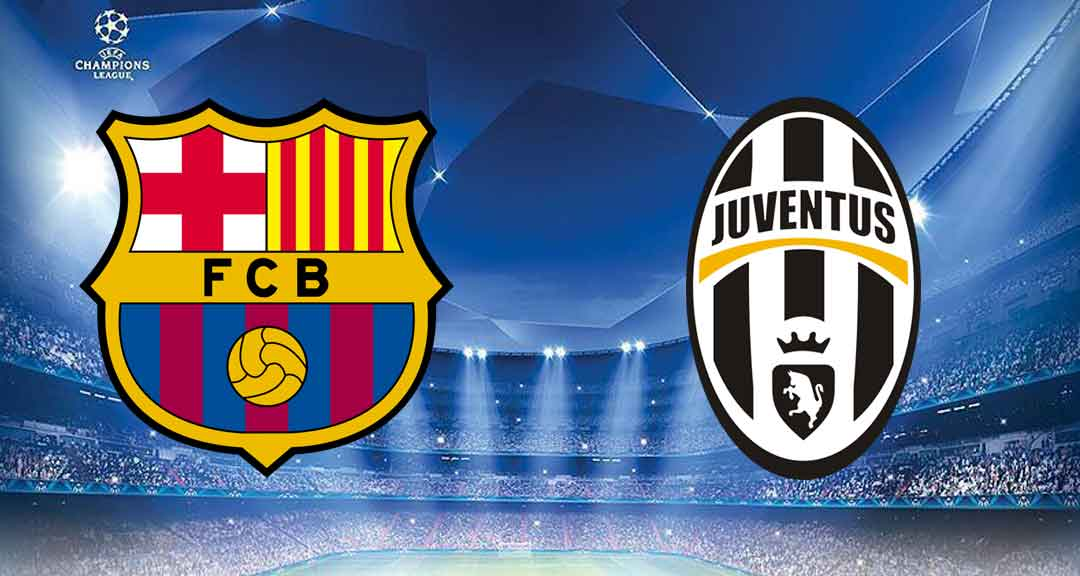 Featured image for Barcelona vs Juventus predictions