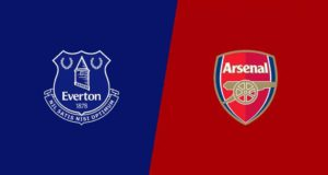 Featured image for Everton vs Arsenal predictions