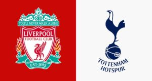 Featured image for Liverpool vs Tottenham predictions