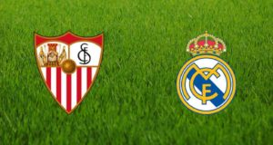 Featured image for Sevilla vs Real Madrid predictions