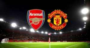Featured image for Arsenal vs Manchester United predictions