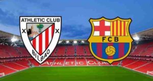 Featured image for Athletic Bilbao vs Barcelonapredictions