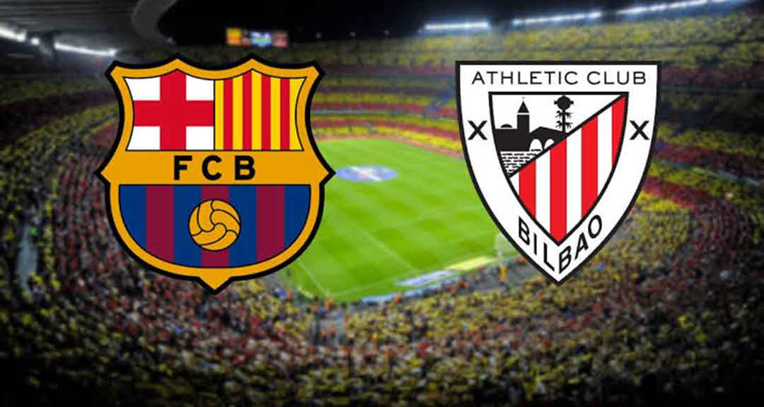 Featured image for Barcelona vs Athletic Bilbao predictions