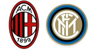 Featured image forAC Milan vs Inter Milan predictions