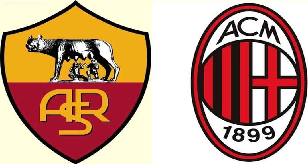 Featured image for Roma vs AC Milan predictions