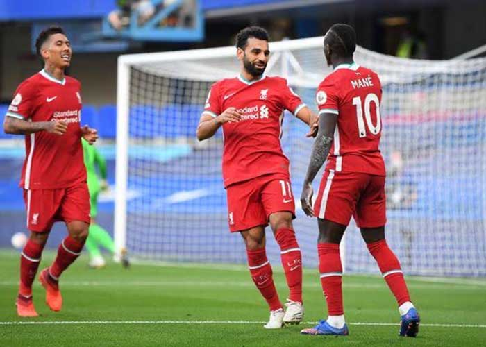 Liverpool vs Chelsea: Picture of Liverpool pictures