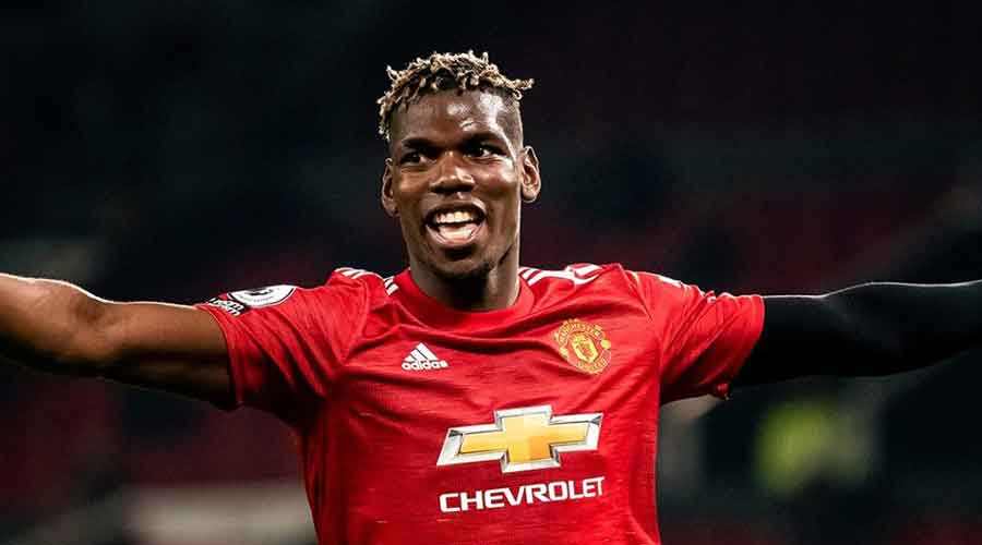 Tottenham vs Manchester United: Picture of Man United player