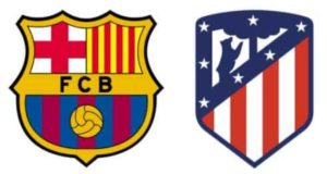 Featured image for Barcelona vs Atletico Madrid prediction